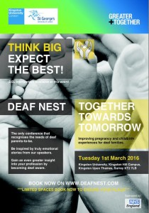 DeafNest Conference