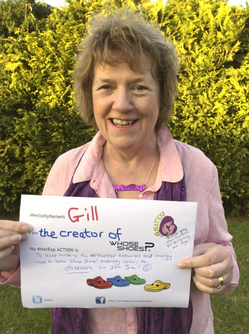 Gill – MatExp action
