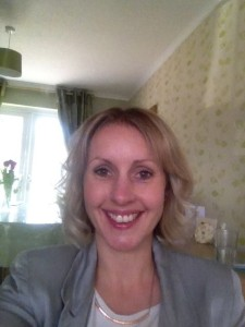 Luisa Lyons, guest blog author