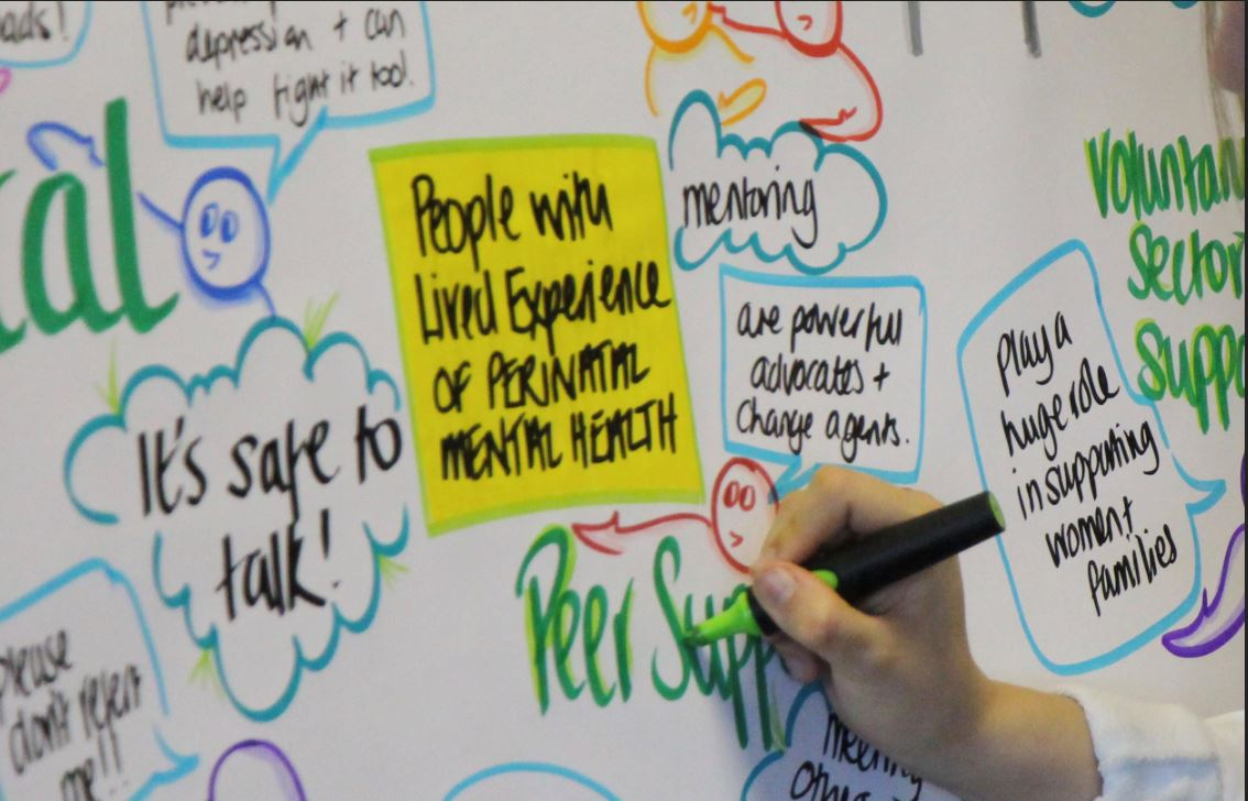 Graphic – pmh – people with lived experience MindNBody