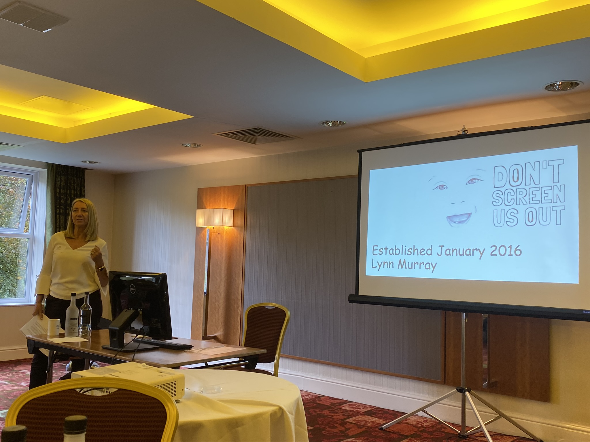 DS – Nicola's conference 6 – Lynn Murray 1
