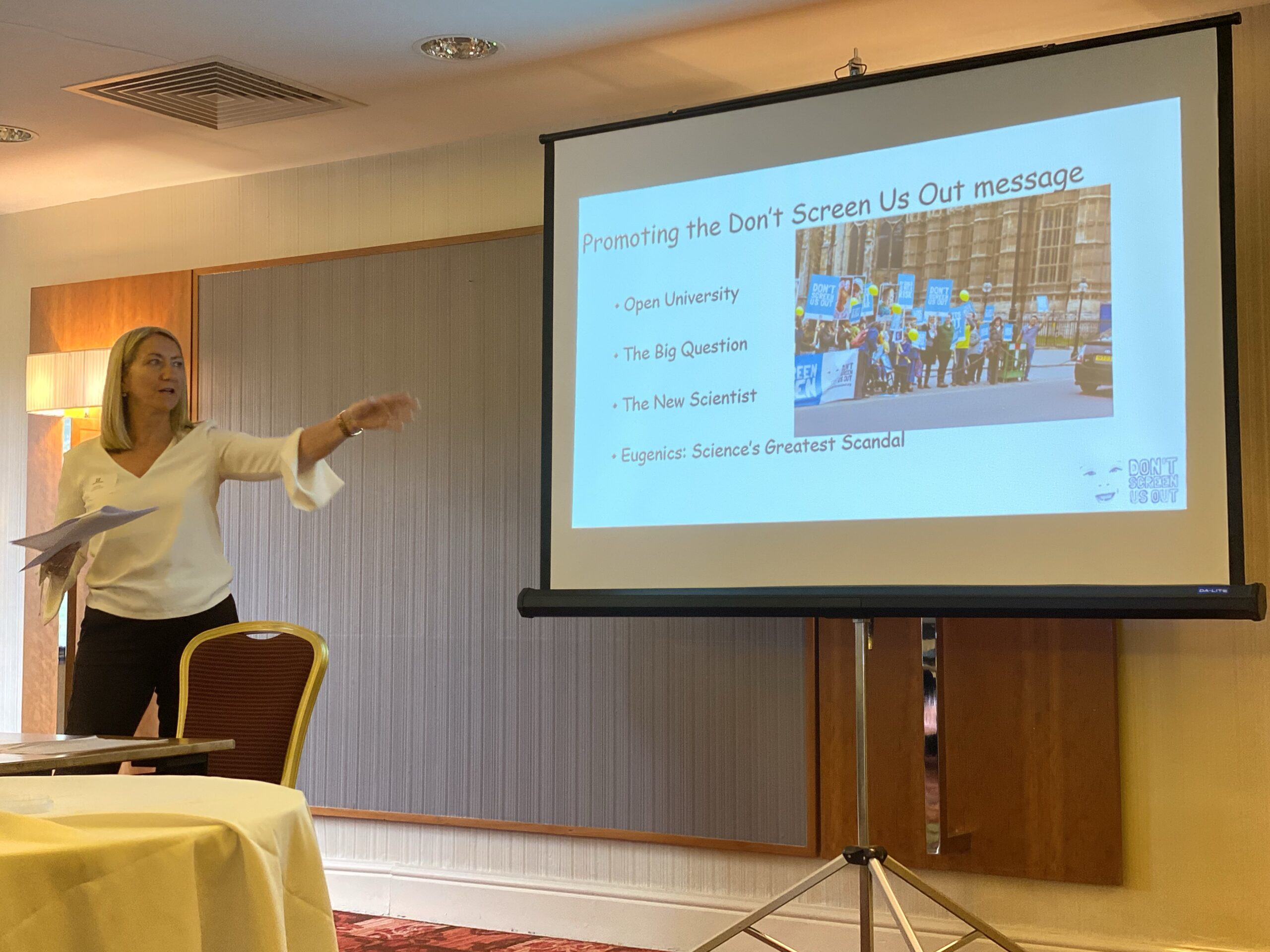 DS – Nicola's conference 8 – Lynn Murray 3